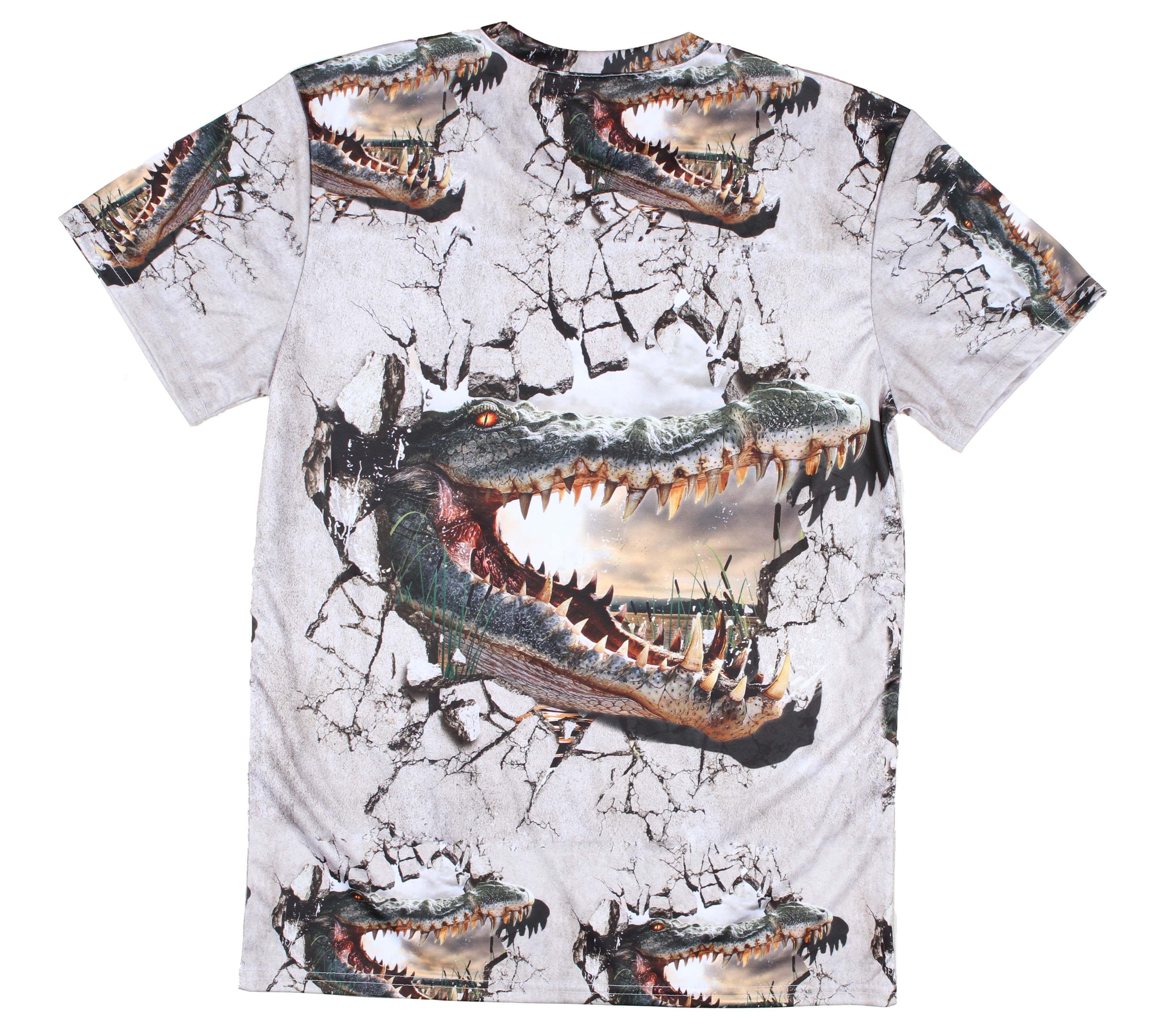 Dinosaur tshirts,3d print Dinosaur mens o neck t shirt,Dinosaur boys casual t shirt