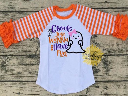 Ghouls Just Wanna Have Fun Svg Dxf Png Halloween Svg Girl Etsy Halloween Shirt Design Kids Tshirt Designs Cute Tshirt Designs