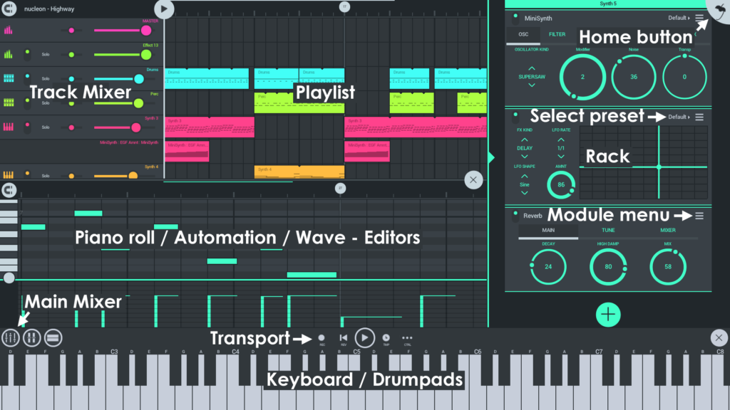 5 Best Apps for Making Music on Your Android 2020 in 2020