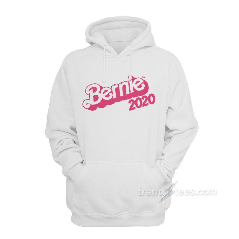 Get Our Official Bernie Barbie 2020 Hoodie Hoodies Cheap Trendy