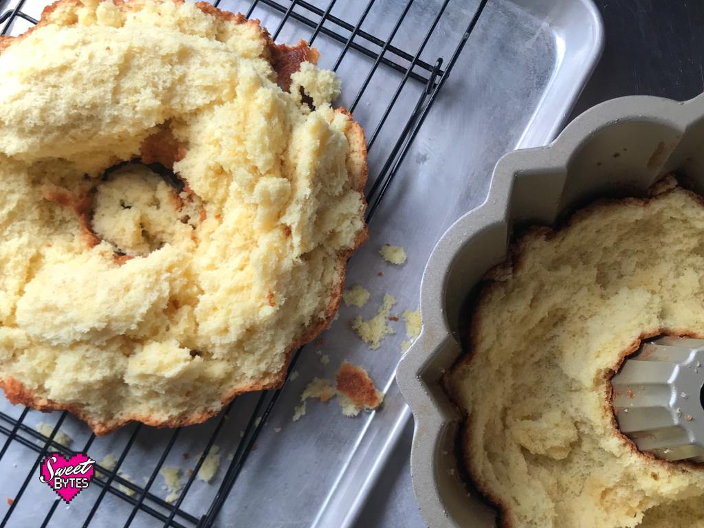 Cake Stuck In Pan Help Dessert Recipes No Bake Cake Baking Basics