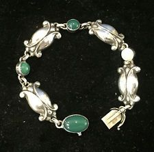 Vintage Georg Jensen Sterling Silver Bracelet