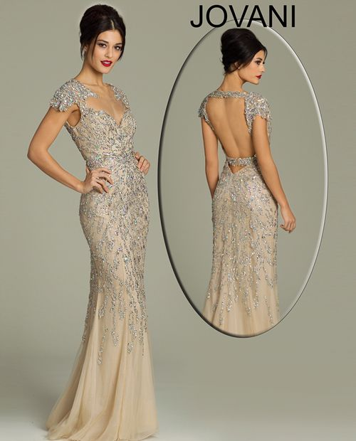 Jovani Evening Dress 88583 http://www.jovani.com/evening-dresses ...