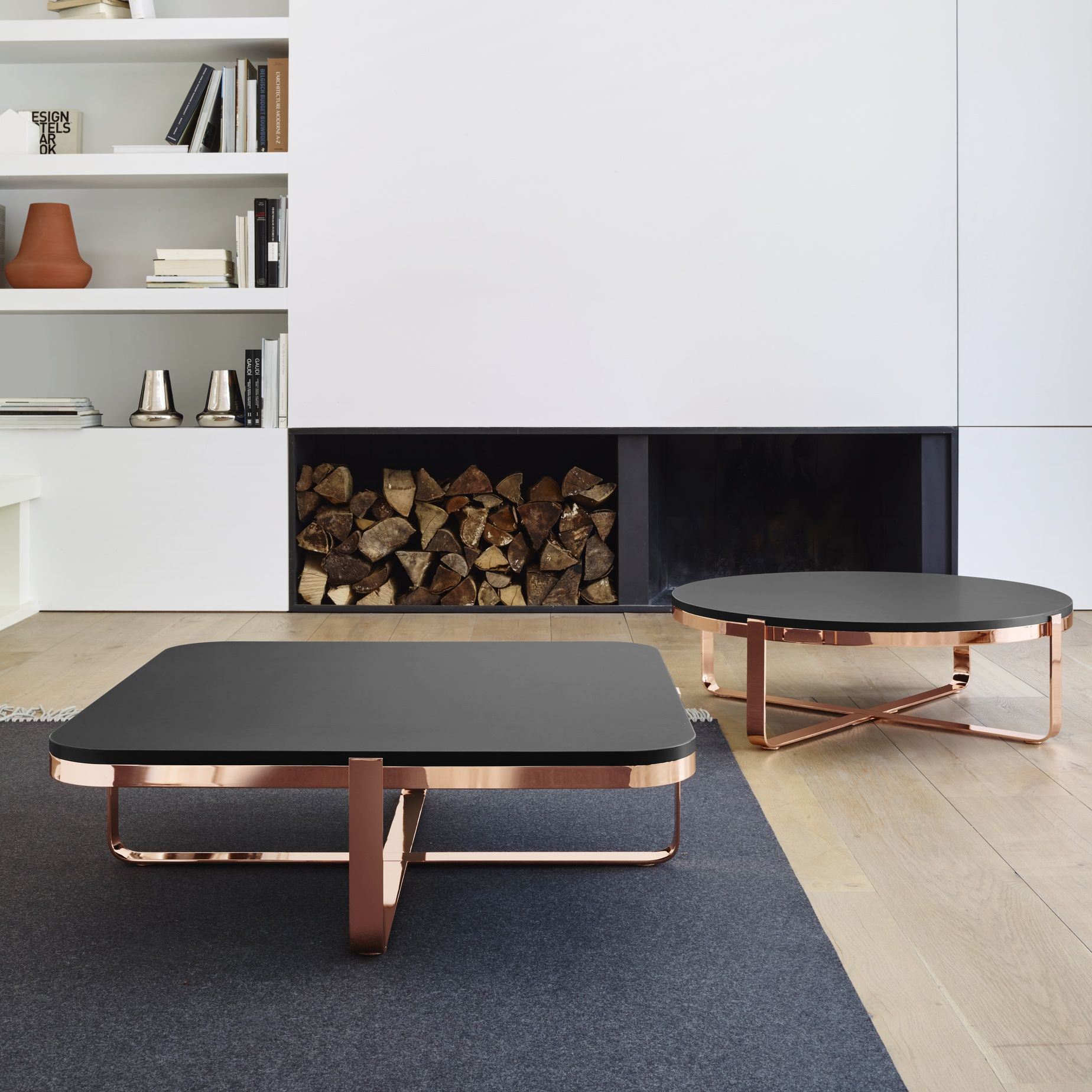 Fancy Chic Occasional Tables Designer Frederic Ruyant Table Basse Table Basse Moderne Table De Salon