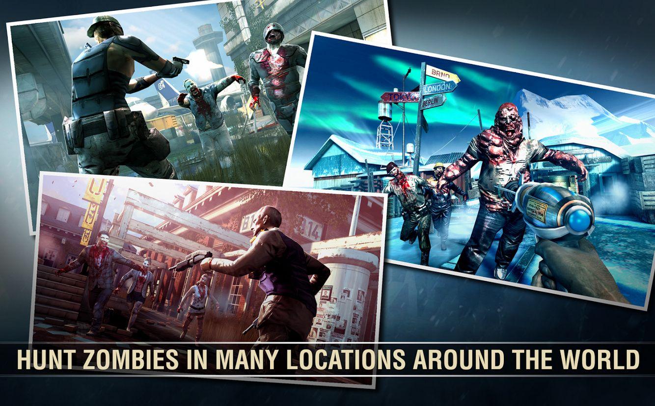 Update terbaru game Dead Trigger 2 telah hadir Gadget