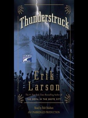 Cover Of Thunderstruck Books Books Books To Read