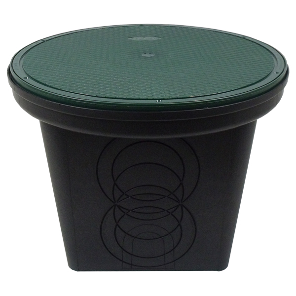 StormDrain FSD-3017-20SKIT-6 20-in Round Septic Distribution