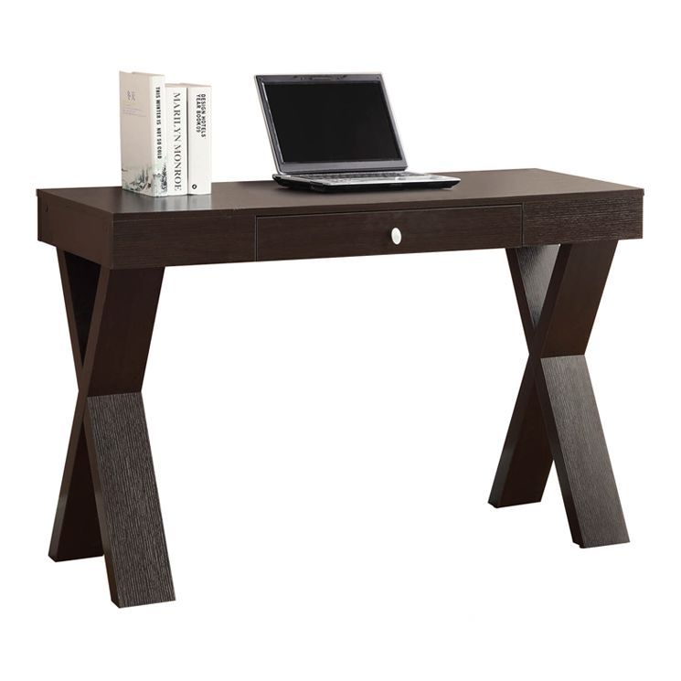 Newport Writing Desk In Rich Espresso II