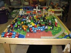 Ultimate Thomas Train Set and Train Table - $295 (Blue Bell PA ...