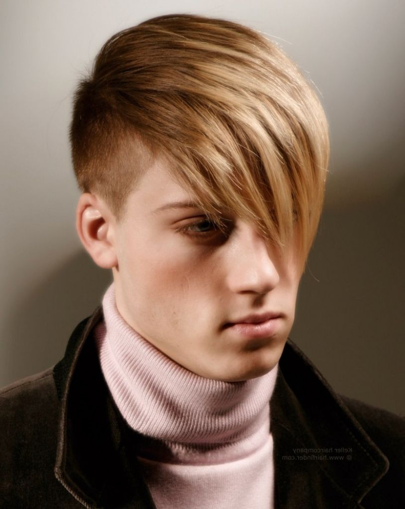 Cool Comb Over Hairstyles Comb Over Hairstyle For Fashion