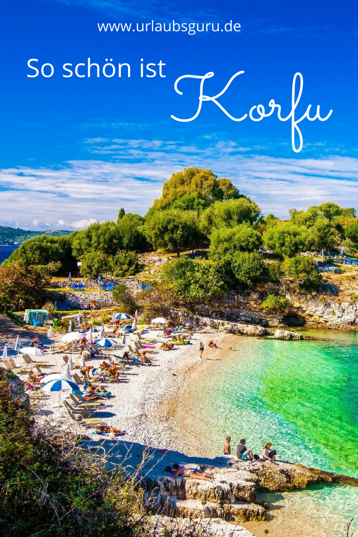 Alle wichtigen Korfu Tipps auf einen Blick #traveltogreece