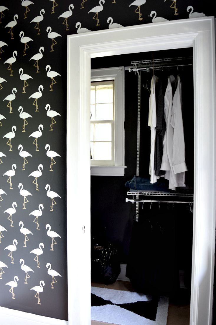 How to stencil your bathroom walls bathroom wall bathroom and