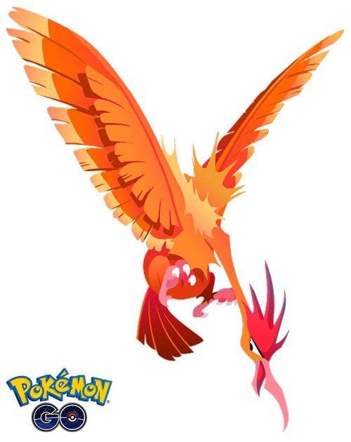Imagen Fearow 2 Pokemon Go