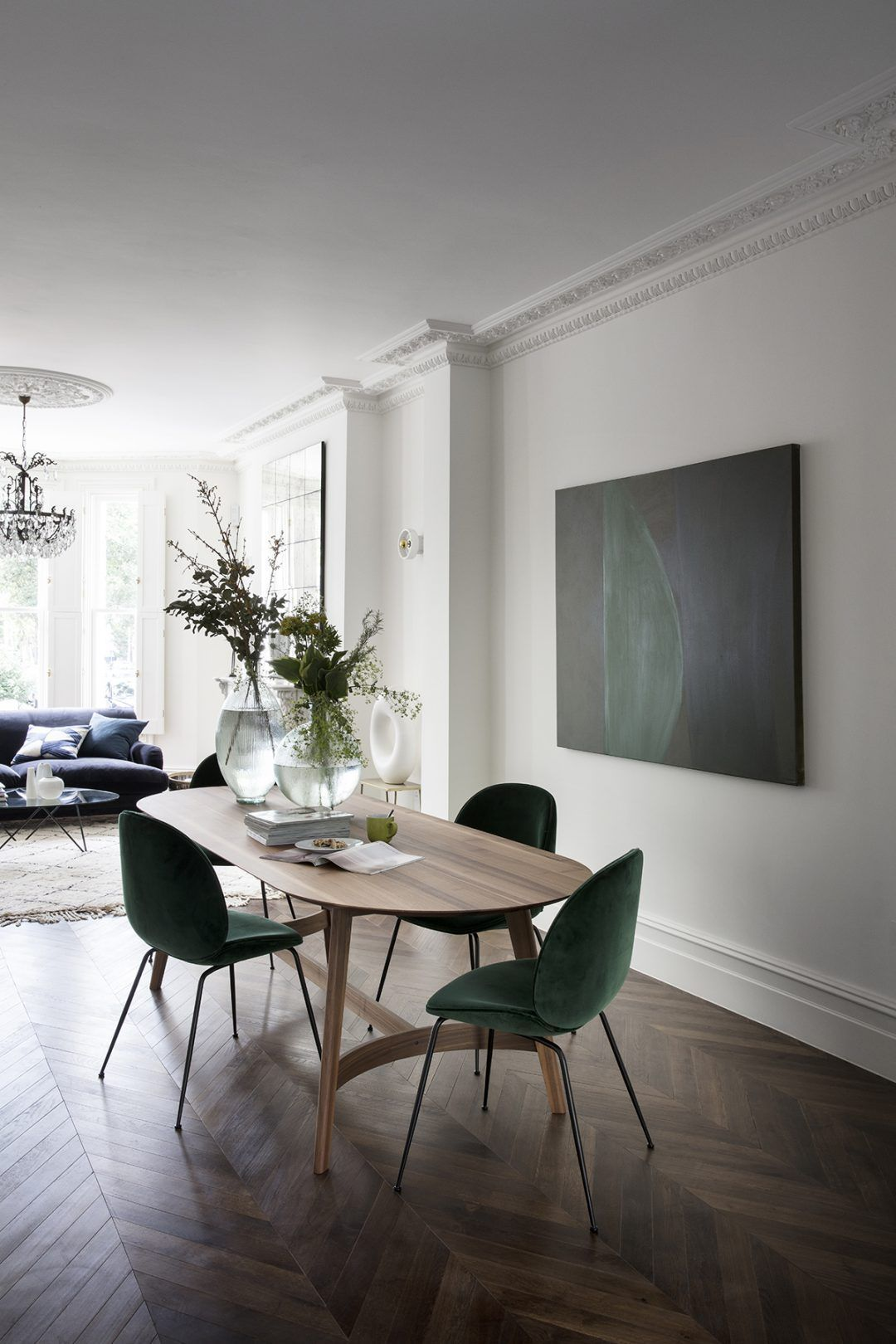 20 Trendy Dining Room Wall Colors To Transform Your Space Avec