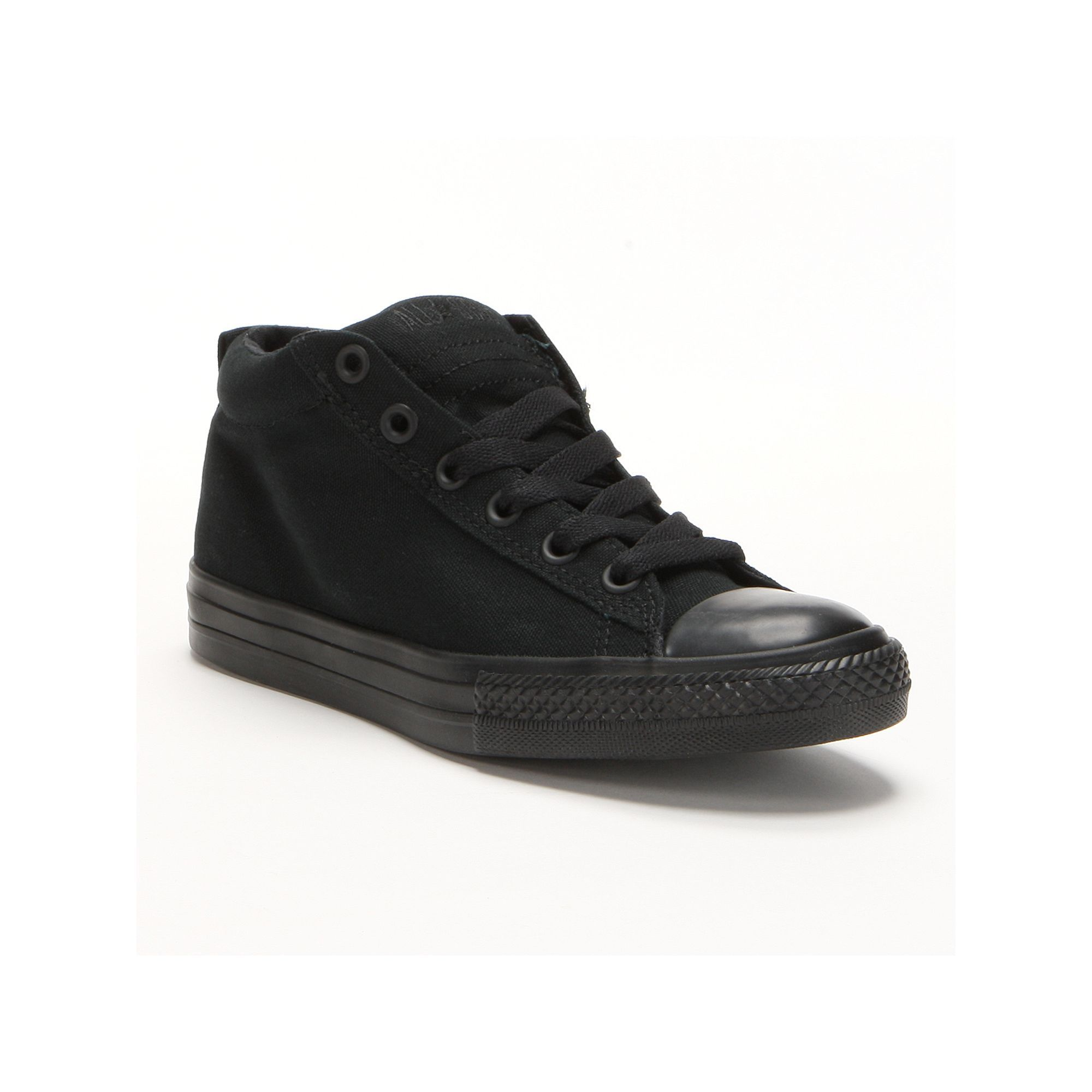 421dae7c6334 Kid s Converse Chuck Taylor All Star Street Cab Mid-Top Sneakers ...