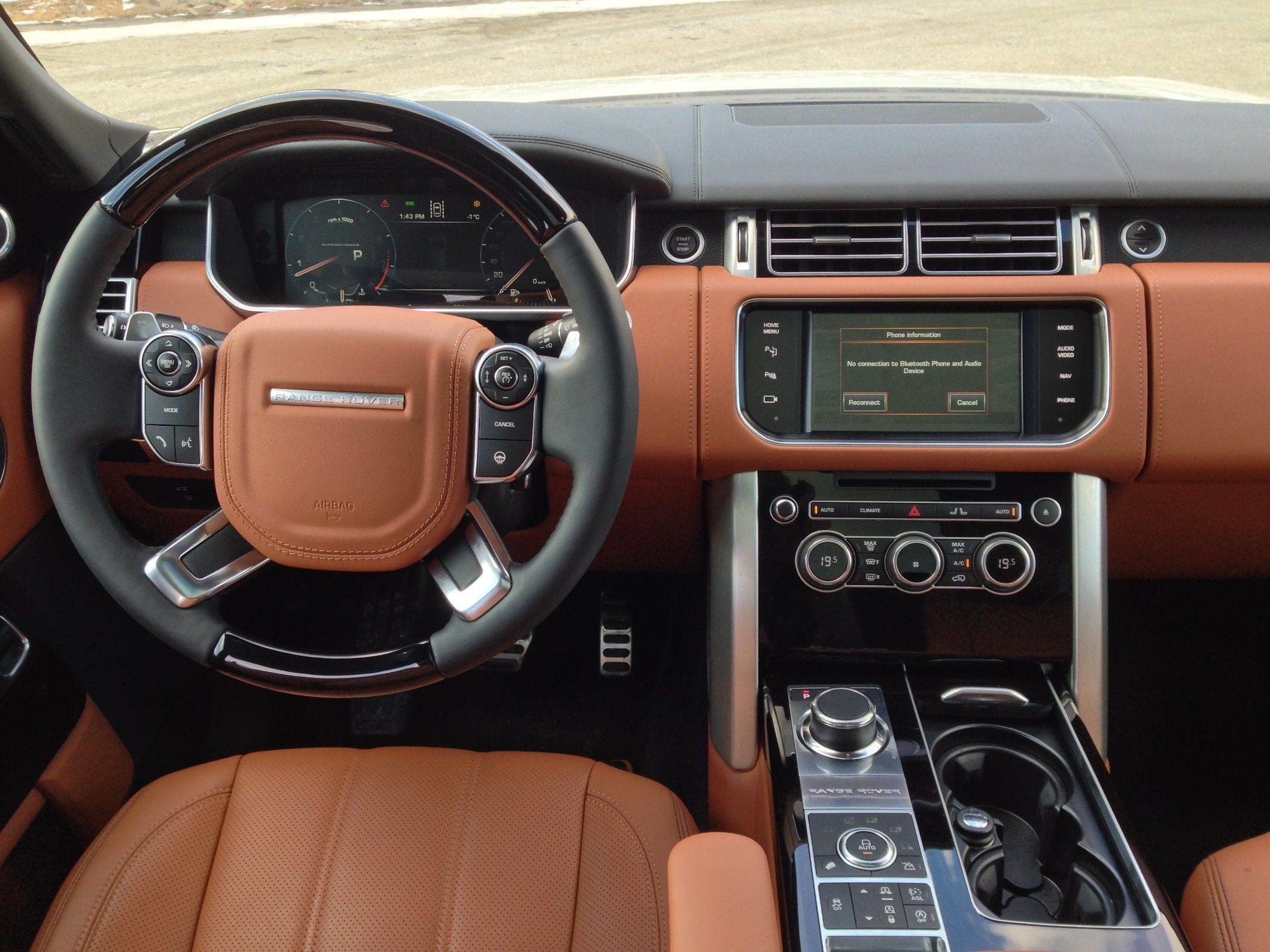 2015 Range Rover Long Wheelbase Autobiography Review Autoguide Com News Range Rover Land Rover Range Rover Sport