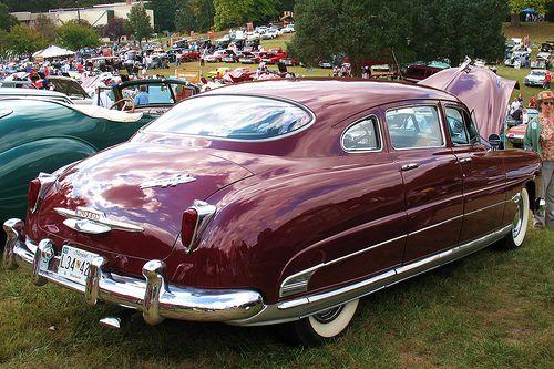1952 Hudson Hornet Rear Hudson Hornet Classic Cars Hudson Car
