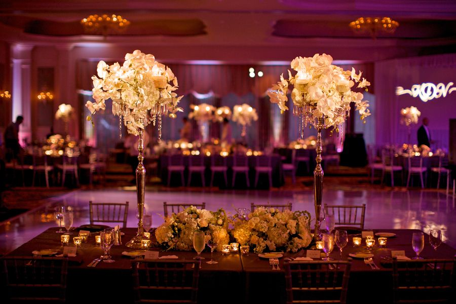 02 Orlando Portofino Bay Hotel Wedding Reception 900