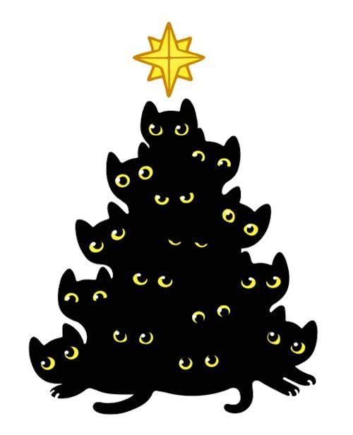 Así debería haber sido mi árbol de Navidad | Le Chat | Pinterest ...