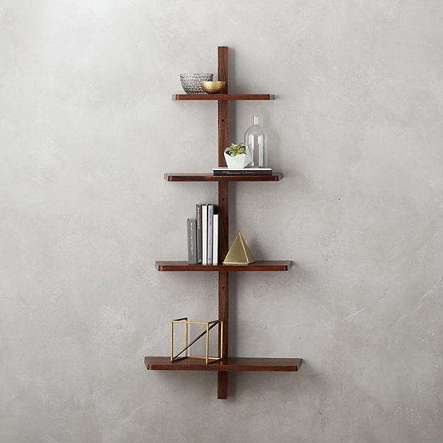 Twenty Wall Shelves That Add Style As Well Storage To Your Home Living In A Shoebox
