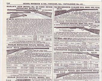 Marlin 1900 Gun Catalog