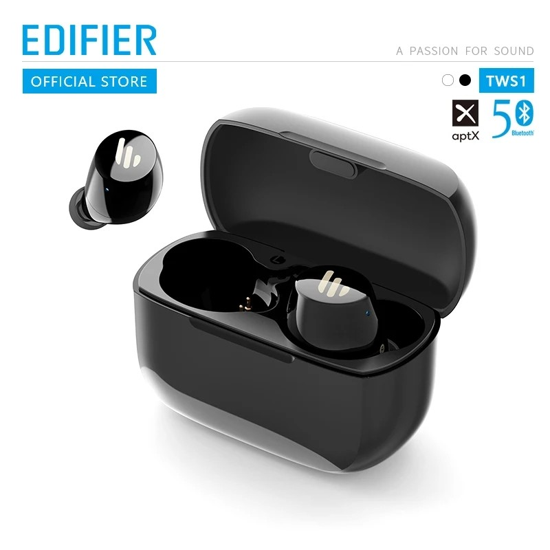 Edifier Tws1 Bluetooth Earbuds Available At Brandtech Pk In Best Price Under 1 Year Official Warranty Free Cash On Deliver Bluetooth Earbuds Earbuds Bluetooth