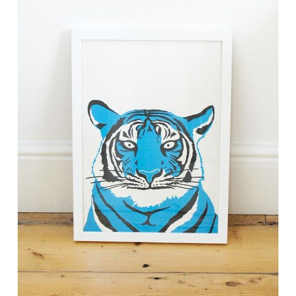 Marcus Butt Tiger Print