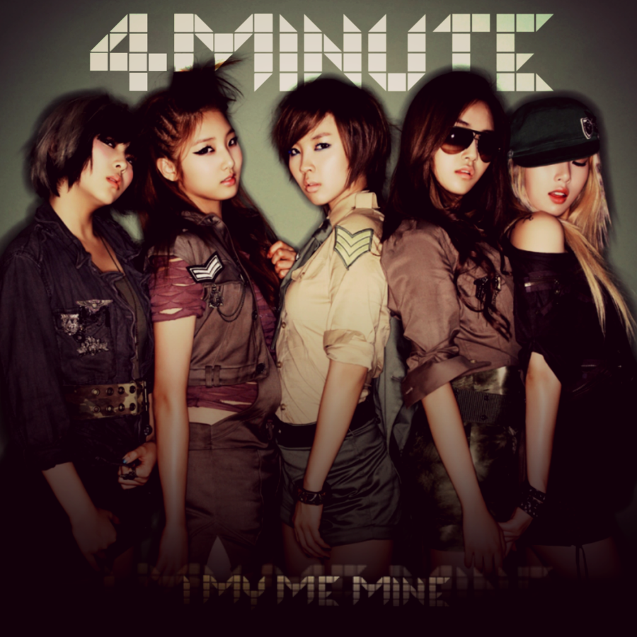 Image result for 4Minute – I My Me Mine