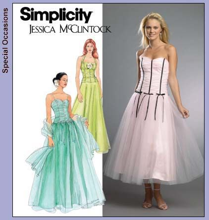 Simplicity 4686 from Simplicity patterns is a sewing pattern ...