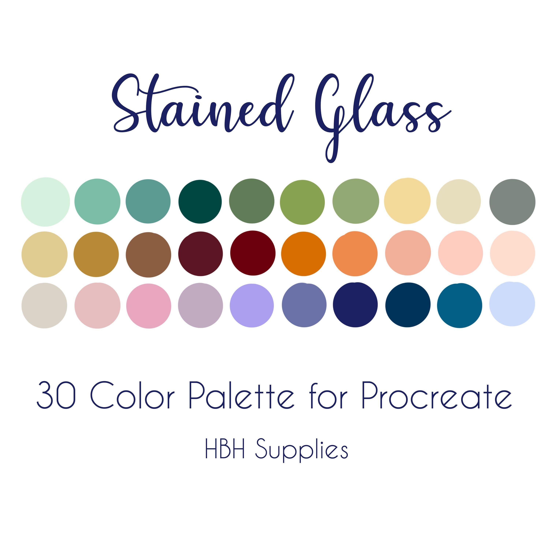 Pin on Procreate Palettes