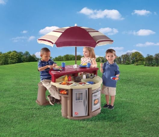 Step2 Grill And Play Patio Set $58.17 Down From $129.99 Ideas