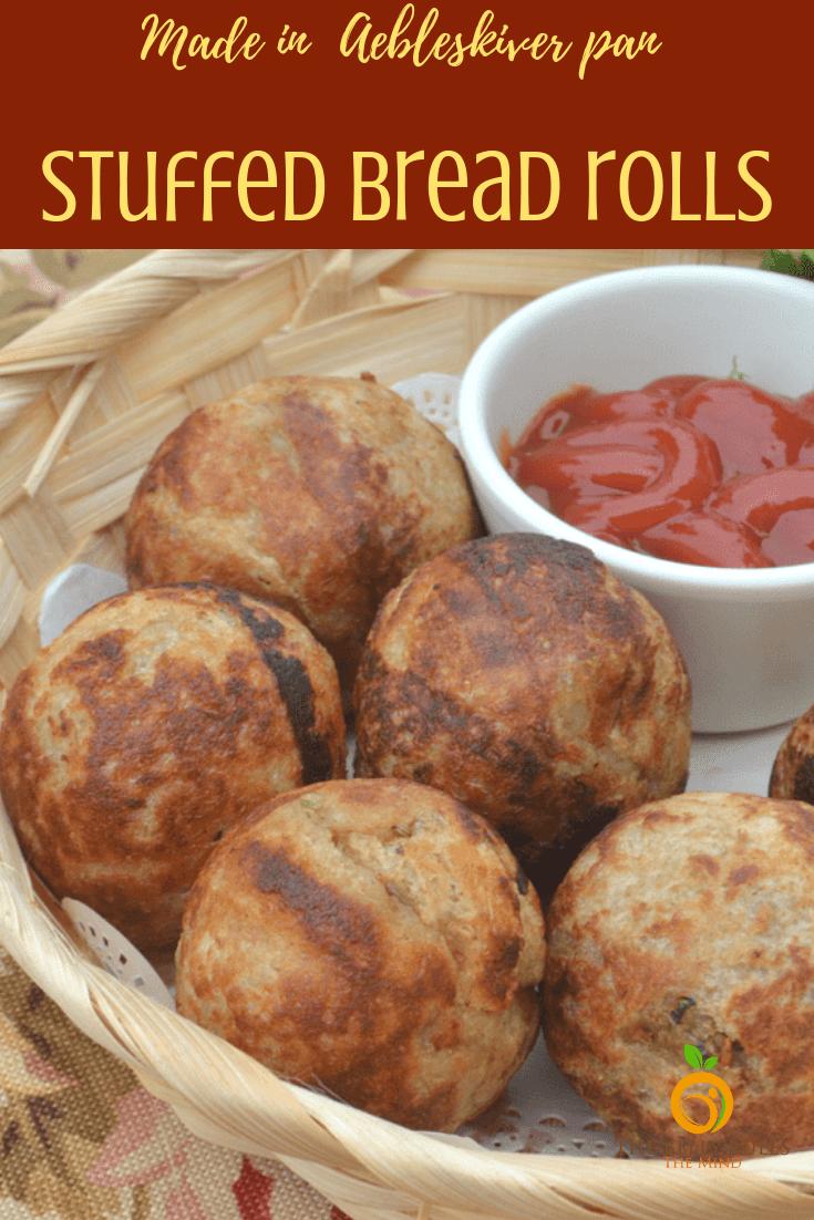Photo of No Fry Bread rolls appe pan