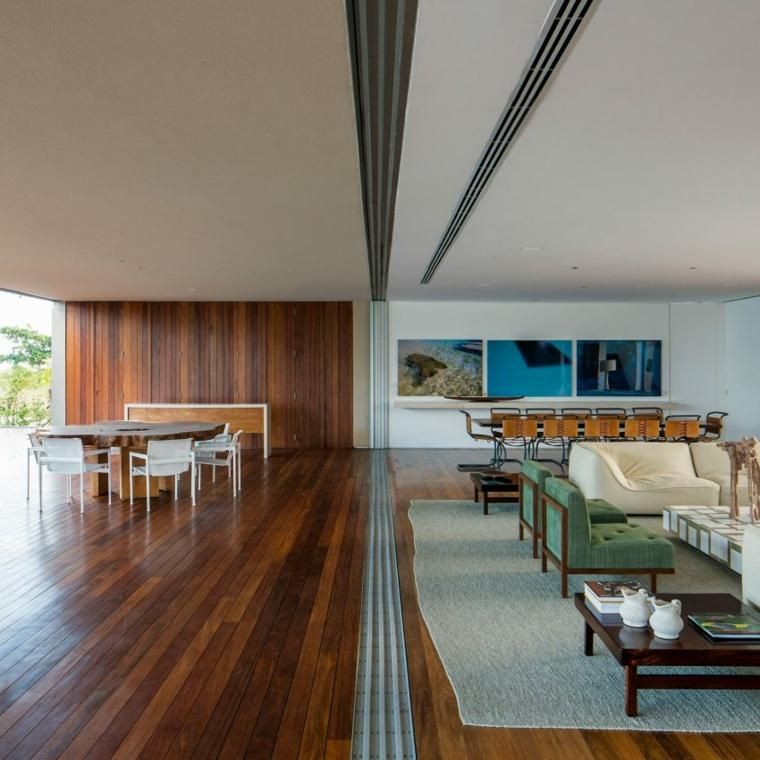 AuBergewohnlich #Interior Design Haus 2018 Haus Am Strand In Brasilien Von Studio Arthur  Casas Entworfen #