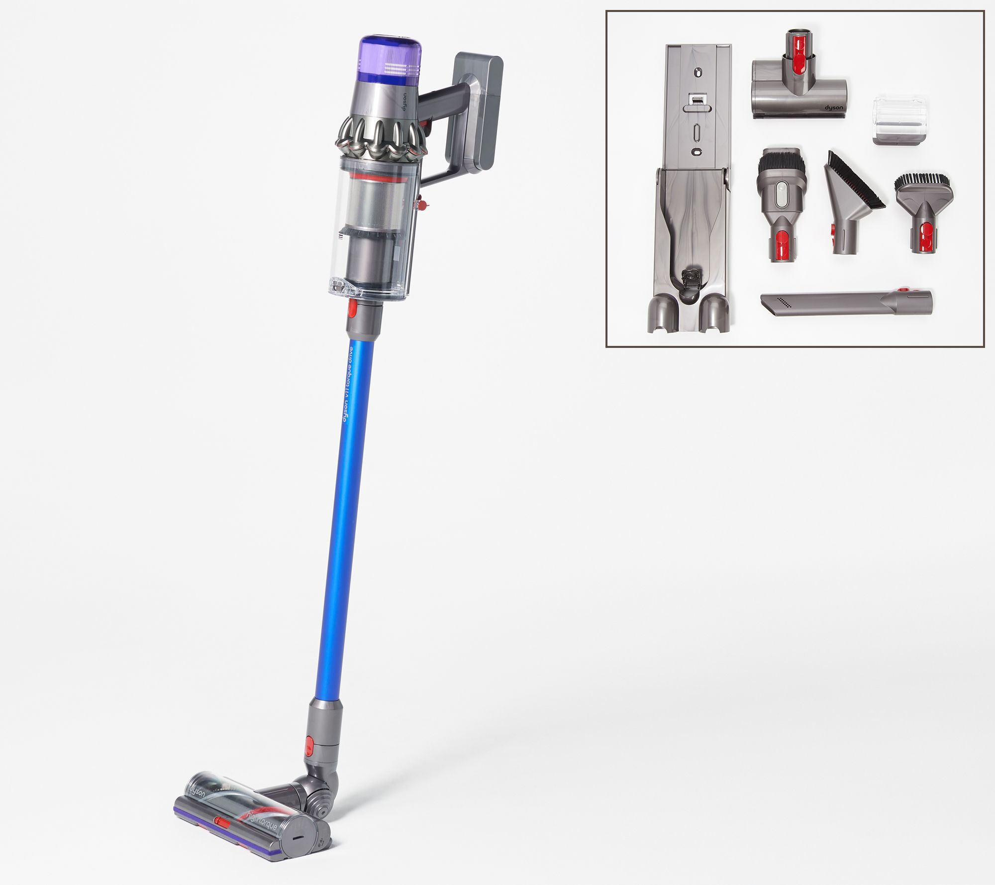 Dyson V11 Torque Drive Cordfree Vacuum with 5 Tools — QVC