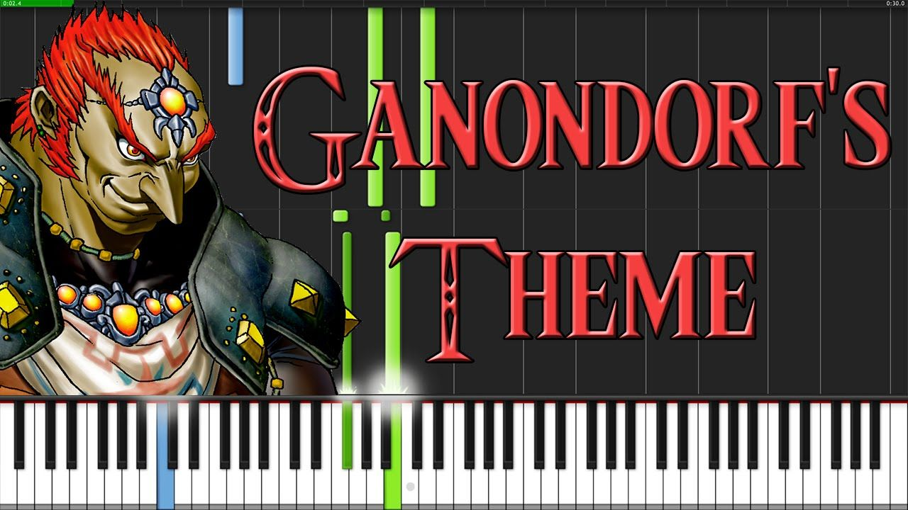 Ganondorf's Theme - The Legend of Zelda: Ocarina of Time