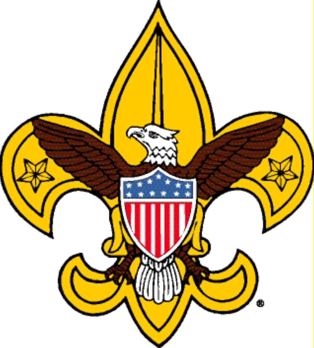 hight resolution of boy scout fleur de lis clip art clipart best clipart best