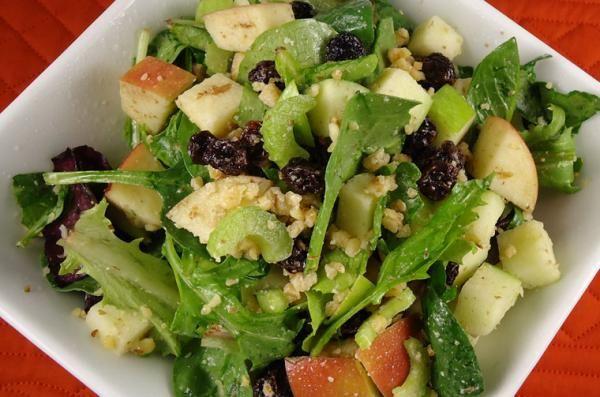 hallelujah diet salad recipes