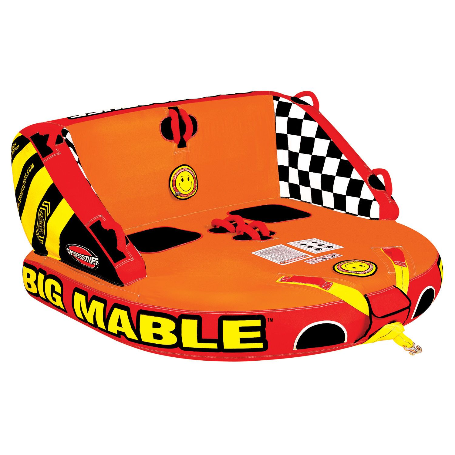 Cool Sportsstuff Inflatable Big Mable Sitting Double Rider Towable Tow Harness For Towables Boat And Lake Tube Check More At Http Harmonisproductioncom