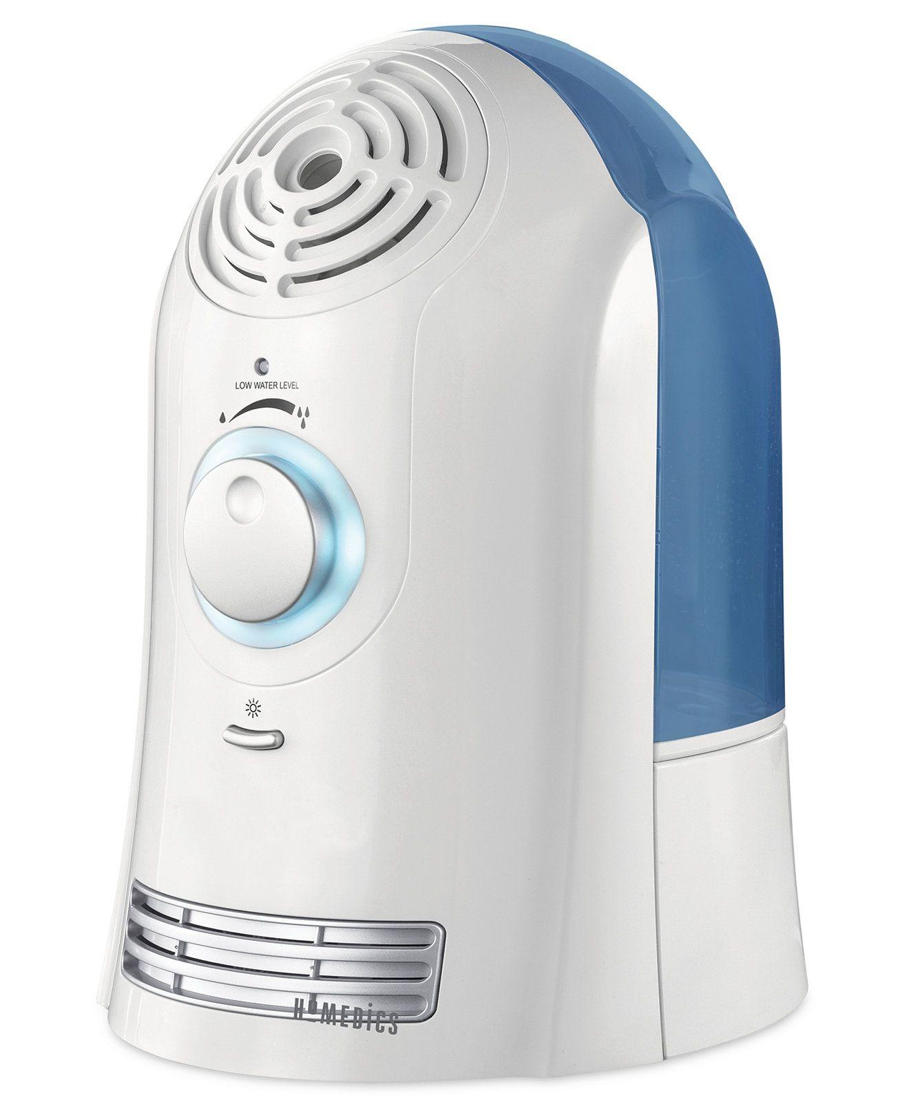 Homedics UHECM45 Ultrasonic Cool Mist Humidifier