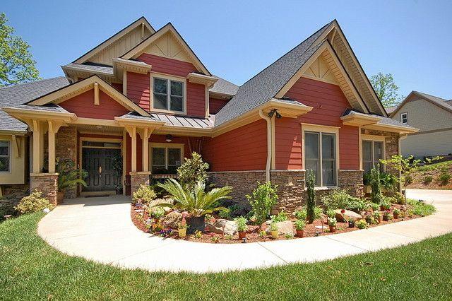 house exterior color scheme