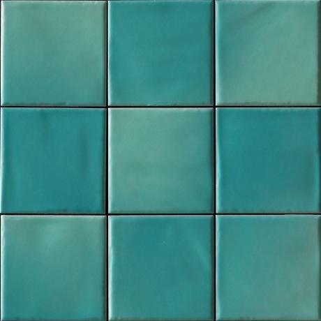 teal tiles grey grout teal tile
