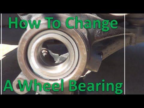 How To Change A Wheel Bearing 2003 Hyundai Elantra Car Maintenance Repair And Maintenance Elantra