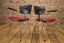 Rockabilly 50er ARMLEHNER STUHL BÜROSTUHL ARMCHAIR SIDE CHAIR CHAISE 50s 1/2