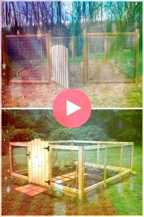 bed with deer fence  deer proof vegetable garden ideas 6 Deer Proof Vege raised bed with deer fence  deer proof vegetable garden ideas 6 Deer Proof Vege raised bed with d...