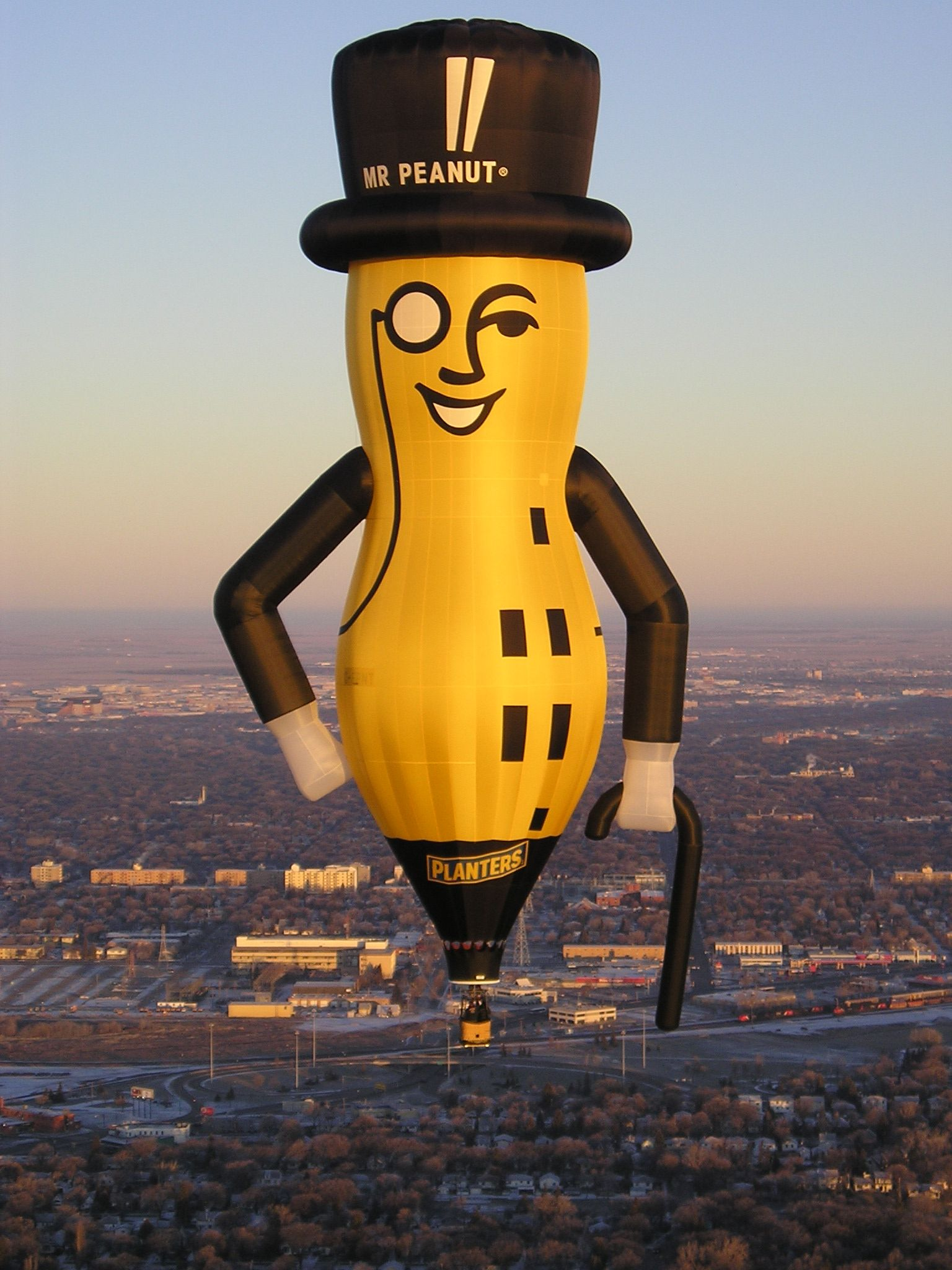 Yippee Mr Peanut Hot Air Balloons Pinterest Hot Air
