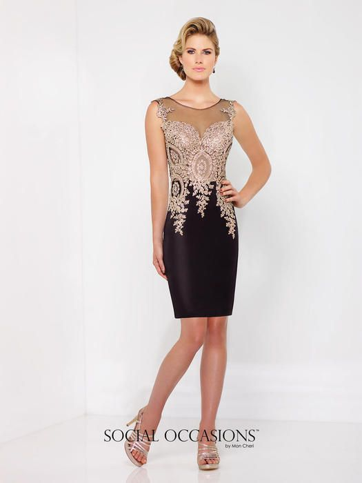 19e295c8153 Social Occasions by Mon Cheri 116855 Social Occasions by Mon Cheri Couture  House - Prom Dresses