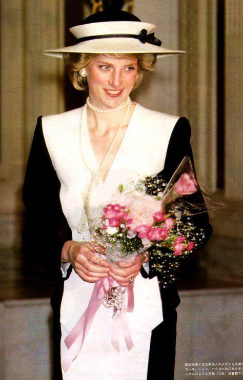 Princess Diana - 1986