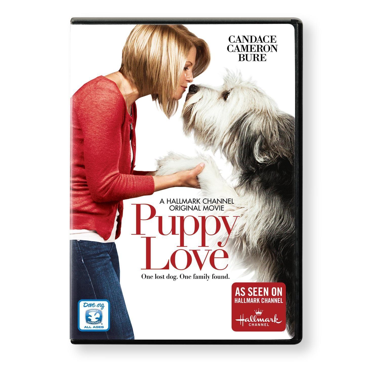 Puppy Love Hallmark Channel Movie DVD Hallmark movie