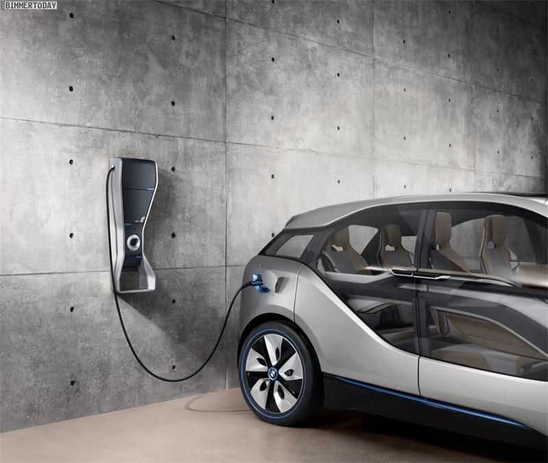 Bmw I Electric Vehicle 3 Germany Best Cars Pinterest