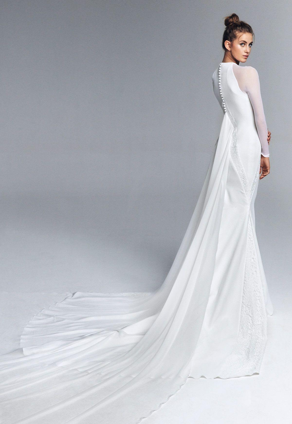 403dc0a84 Vestido de novia Victoria Modelo Clave - Eva Novias